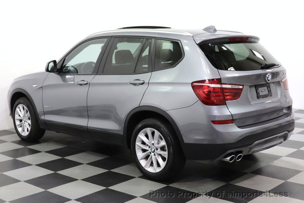2016 BMW X3 CERTIFIED X3 xDrive28i AWD PREMIUM PANO NAV - 18518141 - 24