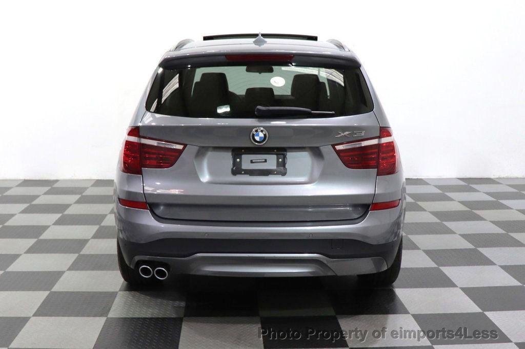 2016 BMW X3 CERTIFIED X3 xDrive28i AWD PREMIUM PANO NAV - 18518141 - 25