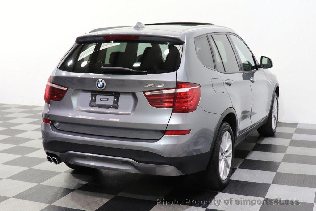 2016 BMW X3 CERTIFIED X3 xDrive28i AWD PREMIUM PANO NAV - 18518141 - 26