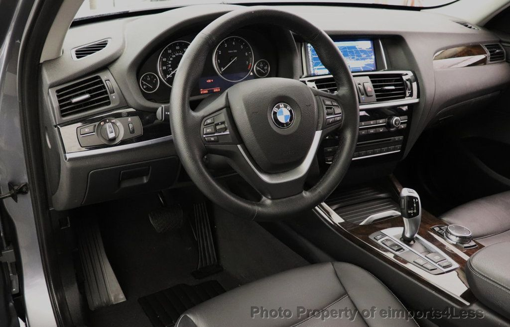 2016 BMW X3 CERTIFIED X3 xDrive28i AWD PREMIUM PANO NAV - 18518141 - 27