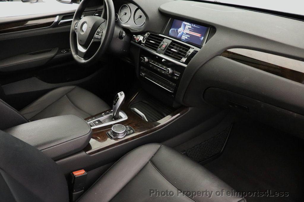 2016 BMW X3 CERTIFIED X3 xDrive28i AWD PREMIUM PANO NAV - 18518141 - 29