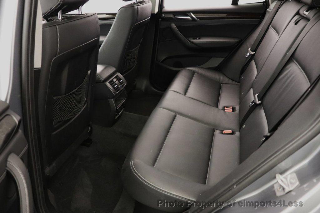 2016 BMW X3 CERTIFIED X3 xDrive28i AWD PREMIUM PANO NAV - 18518141 - 30