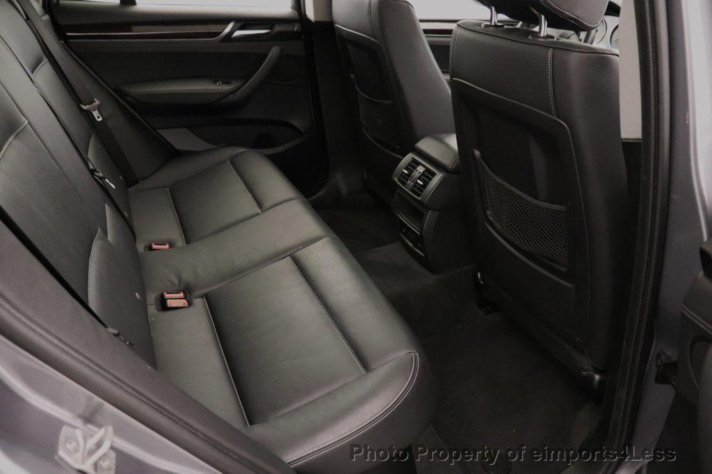 2016 BMW X3 CERTIFIED X3 xDrive28i AWD PREMIUM PANO NAV - 18518141 - 31