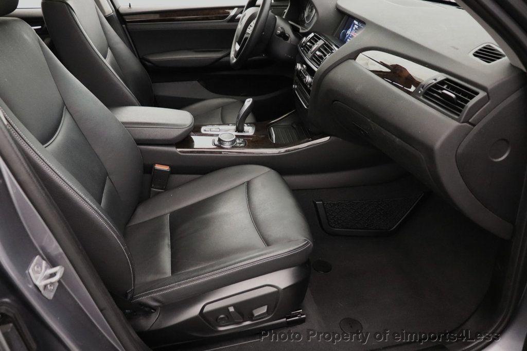 2016 BMW X3 CERTIFIED X3 xDrive28i AWD PREMIUM PANO NAV - 18518141 - 33