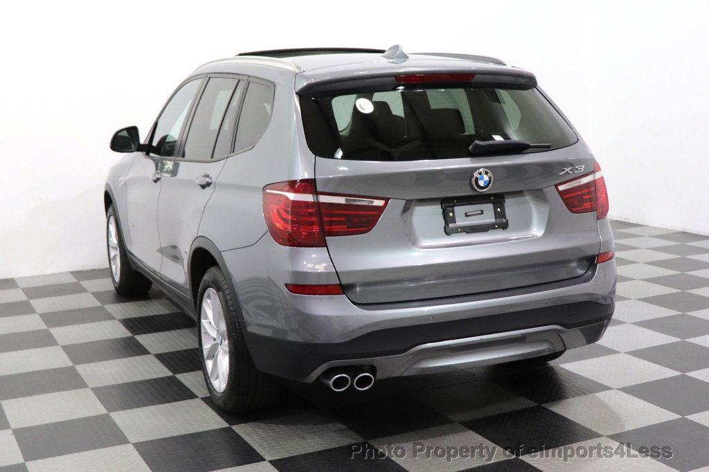 2016 BMW X3 CERTIFIED X3 xDrive28i AWD PREMIUM PANO NAV - 18518141 - 38