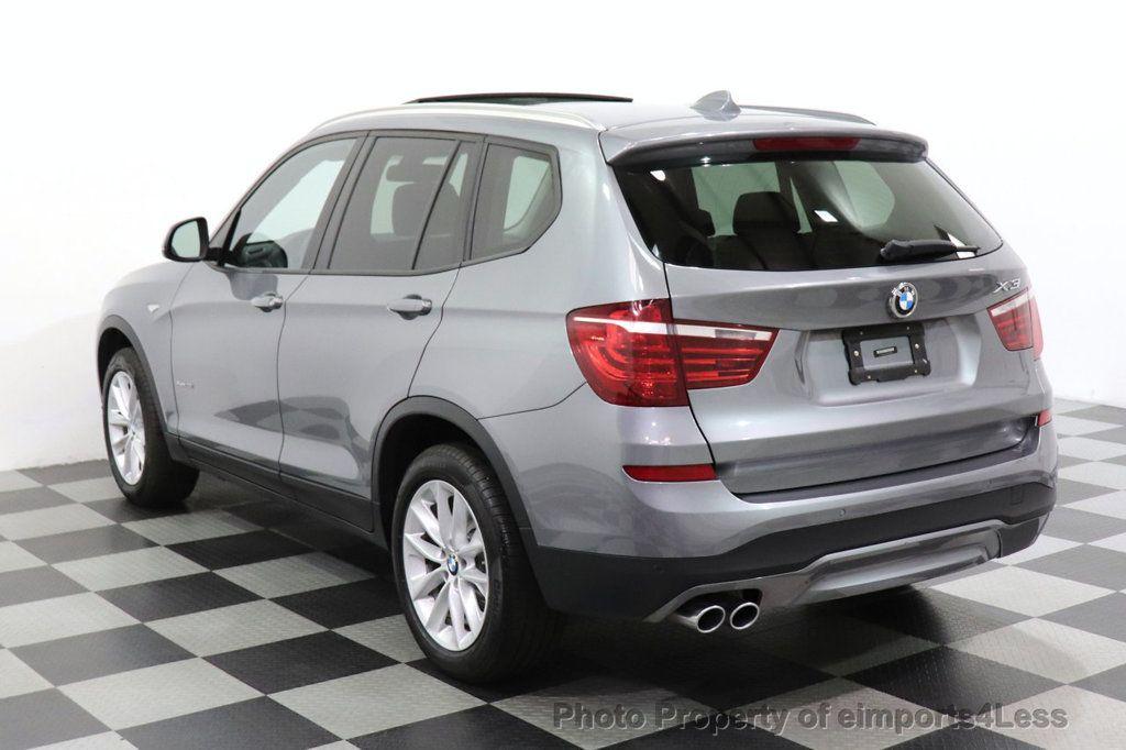 2016 BMW X3 CERTIFIED X3 xDrive28i AWD PREMIUM PANO NAV - 18518141 - 3