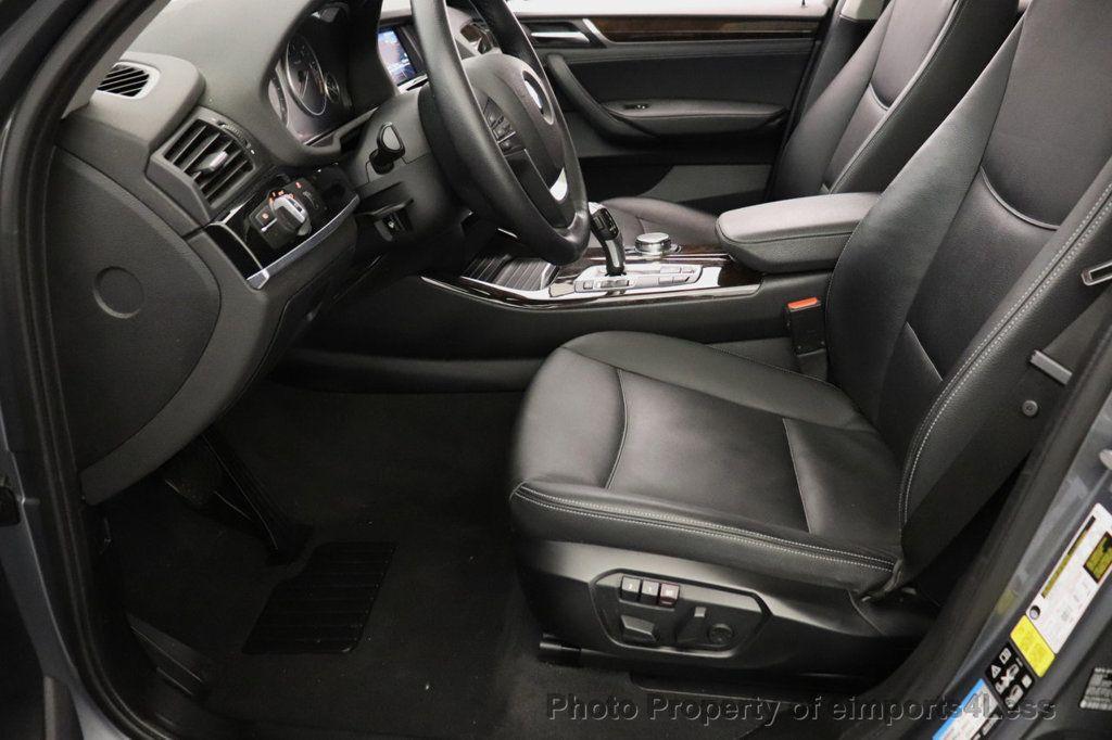 2016 BMW X3 CERTIFIED X3 xDrive28i AWD PREMIUM PANO NAV - 18518141 - 40