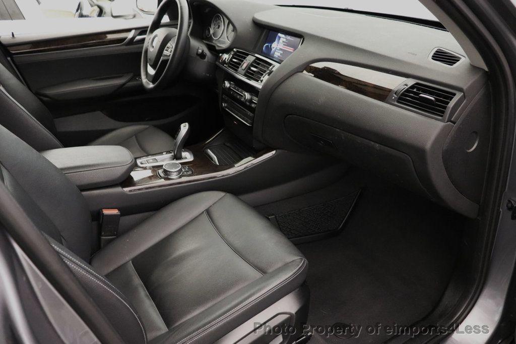 2016 BMW X3 CERTIFIED X3 xDrive28i AWD PREMIUM PANO NAV - 18518141 - 41