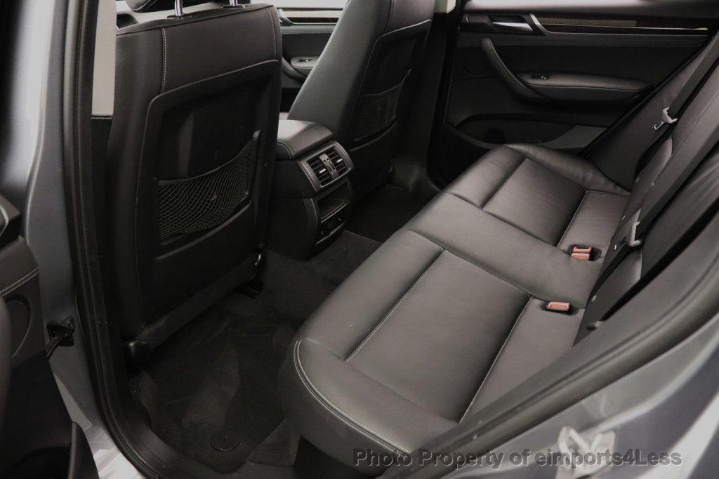 2016 BMW X3 CERTIFIED X3 xDrive28i AWD PREMIUM PANO NAV - 18518141 - 42