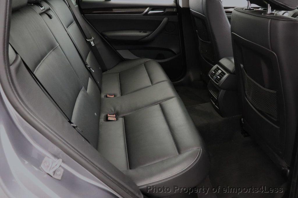 2016 BMW X3 CERTIFIED X3 xDrive28i AWD PREMIUM PANO NAV - 18518141 - 43