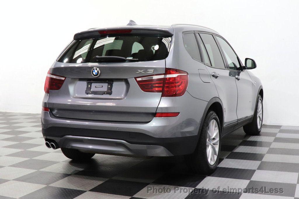 2016 BMW X3 CERTIFIED X3 xDrive28i AWD PREMIUM PANO NAV - 18518141 - 46