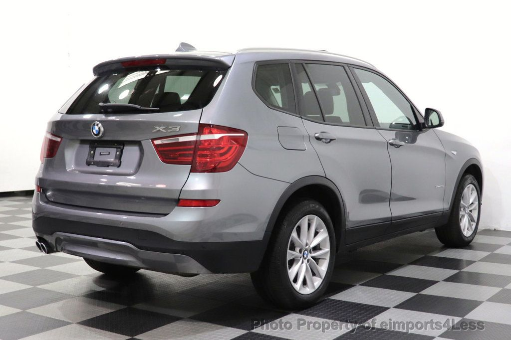 2016 BMW X3 CERTIFIED X3 xDrive28i AWD PREMIUM PANO NAV - 18518141 - 4