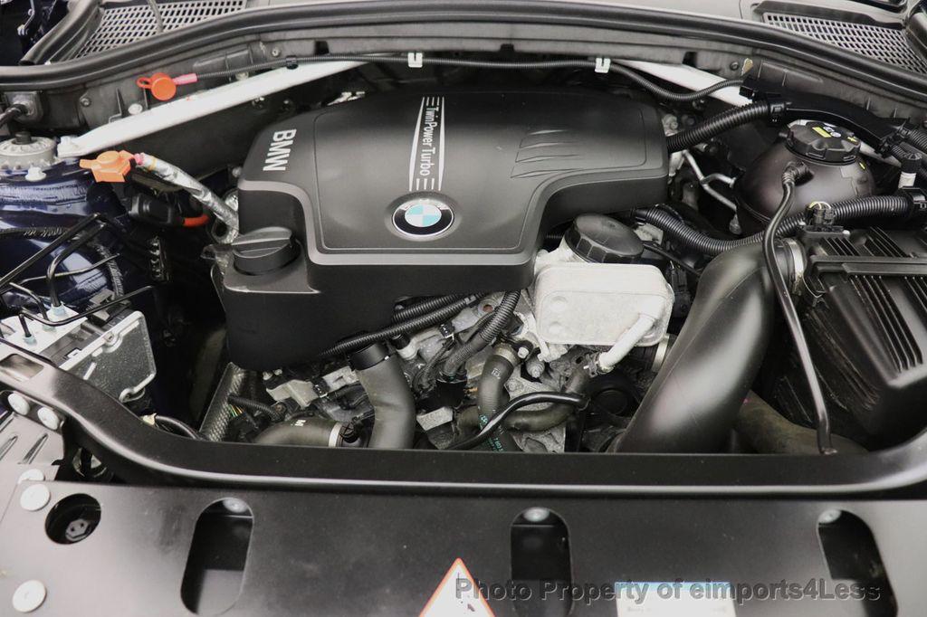 2016 BMW X3 CERTIFIED X3 xDrive28i AWD TECH HUD BLIND SPOT CAM NAV - 18518146 - 21