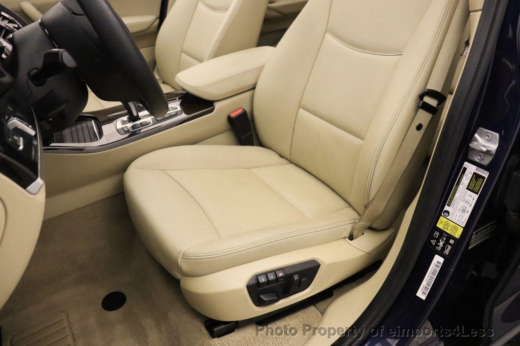 2016 BMW X3 CERTIFIED X3 xDrive28i AWD TECH HUD BLIND SPOT CAM NAV - 18518146 - 24