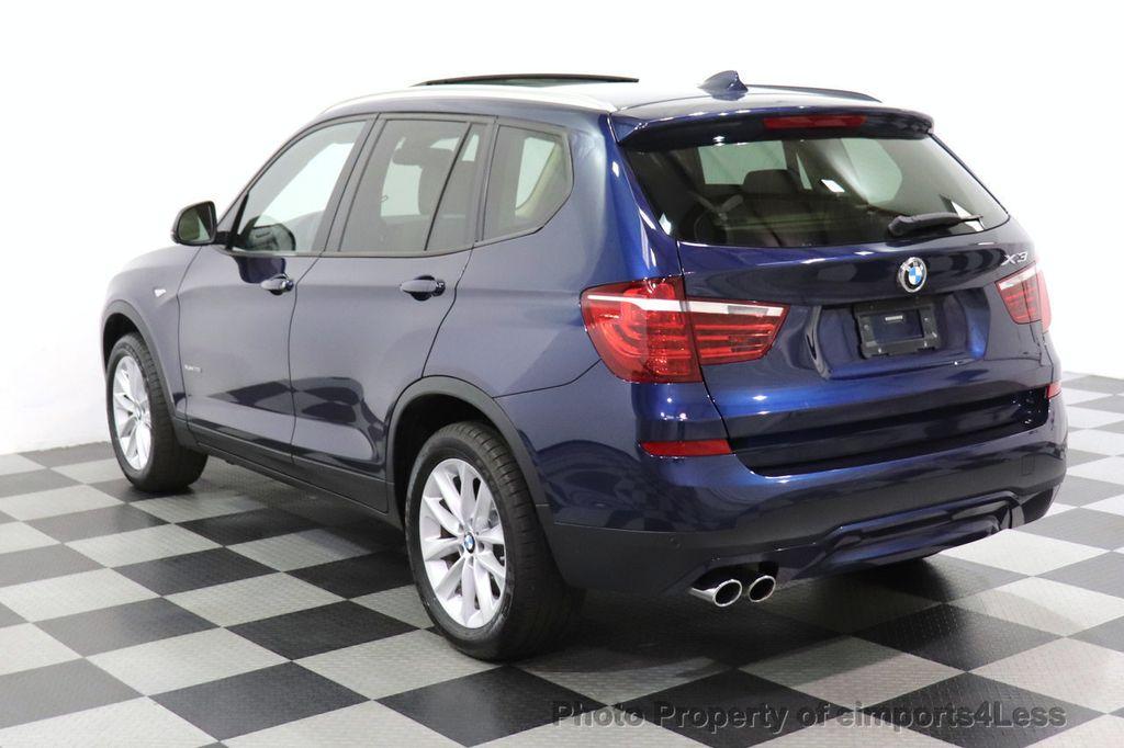 2016 BMW X3 CERTIFIED X3 xDrive28i AWD TECH HUD BLIND SPOT CAM NAV - 18518146 - 2