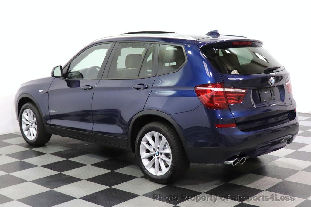 2016 BMW X3 CERTIFIED X3 xDrive28i AWD TECH HUD BLIND SPOT CAM NAV - 18518146 - 31