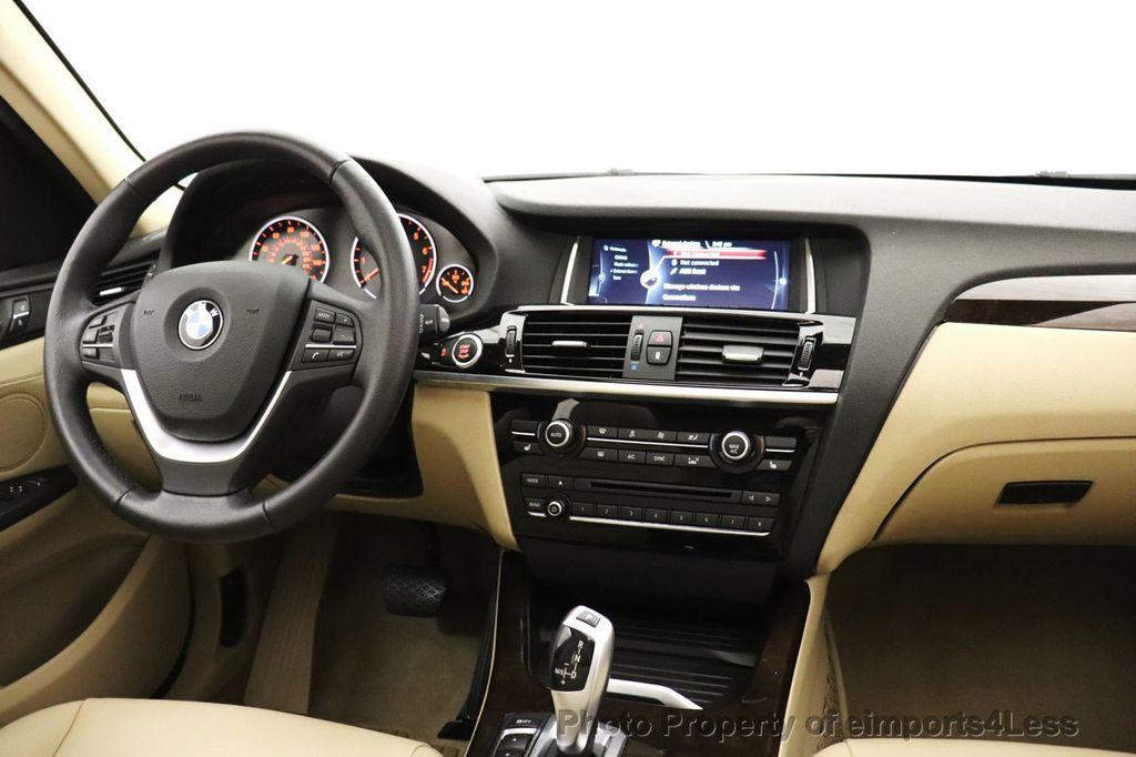 2016 BMW X3 CERTIFIED X3 xDrive28i AWD TECH HUD BLIND SPOT CAM NAV - 18518146 - 35