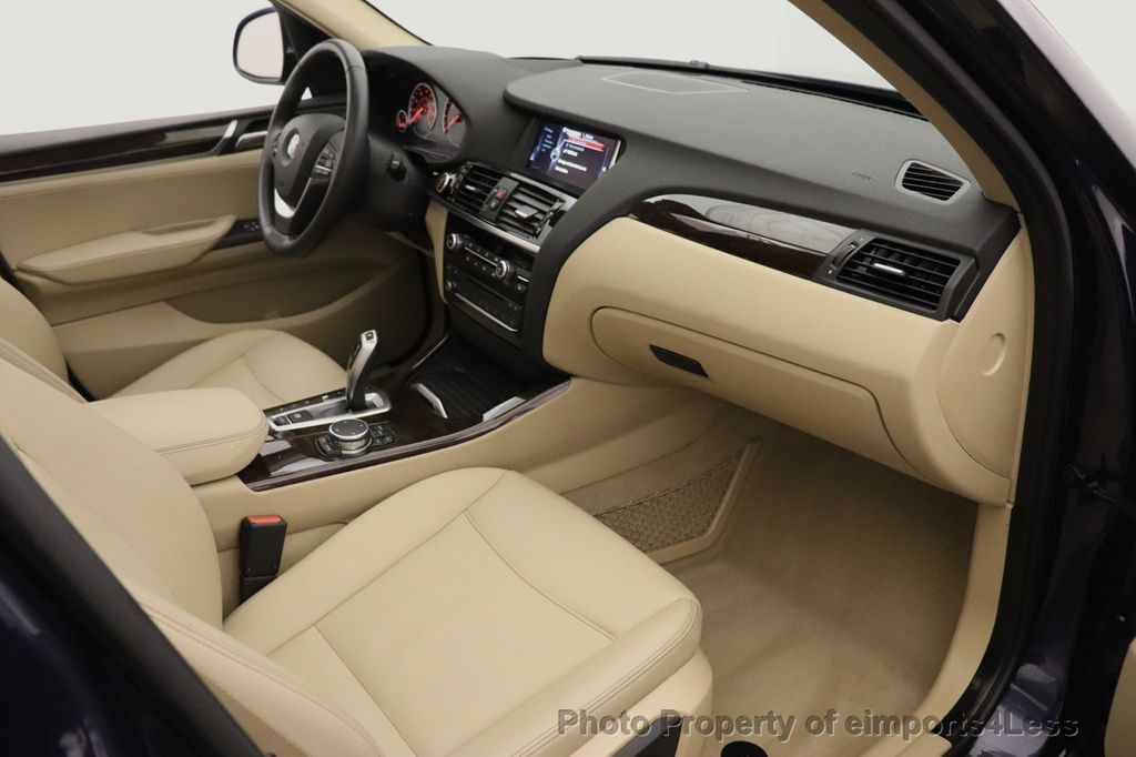 2016 BMW X3 CERTIFIED X3 xDrive28i AWD TECH HUD BLIND SPOT CAM NAV - 18518146 - 51
