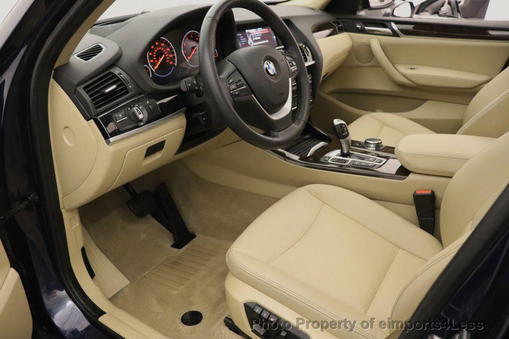 2016 BMW X3 CERTIFIED X3 xDrive28i AWD TECH HUD BLIND SPOT CAM NAV - 18518146 - 5
