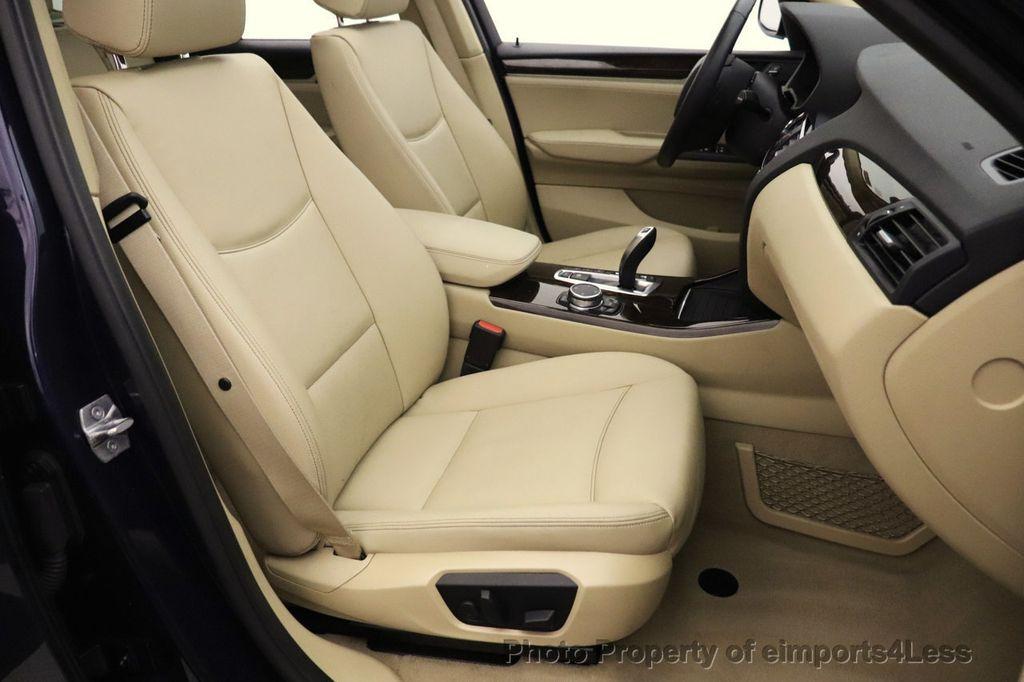 2016 BMW X3 CERTIFIED X3 xDrive28i AWD TECH HUD BLIND SPOT CAM NAV - 18518146 - 6