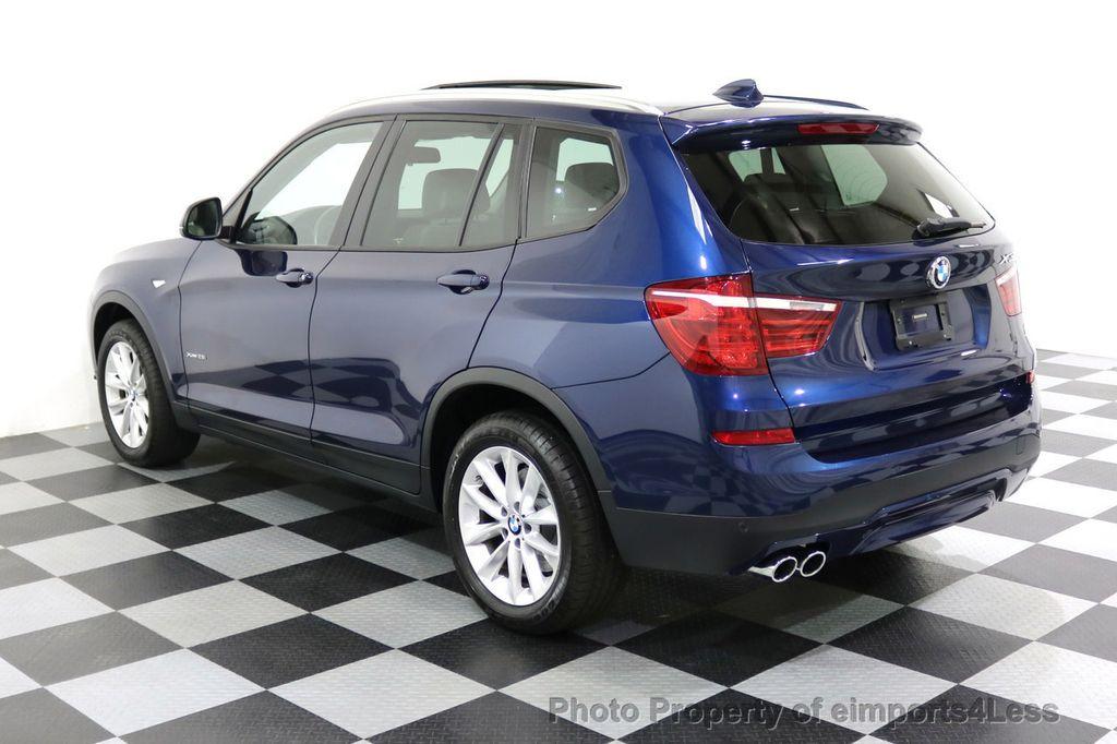 2016 BMW X3 CERTIFIED X3 xDRIVE28i AWD XENON HUD CAM NAVI - 17775873 - 16