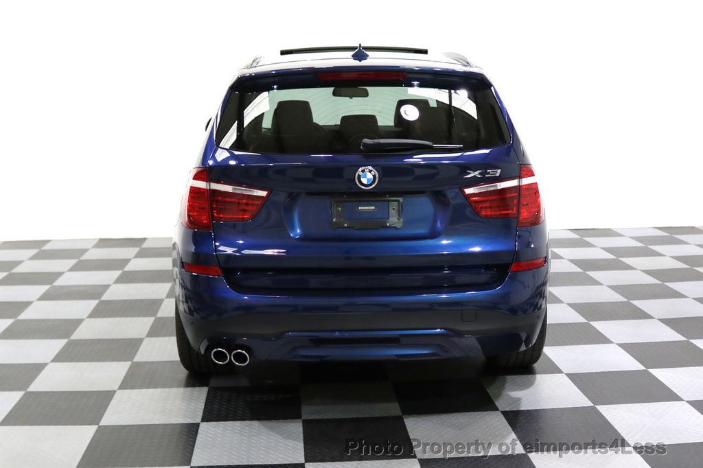2016 BMW X3 CERTIFIED X3 xDRIVE28i AWD XENON HUD CAM NAVI - 17775873 - 17