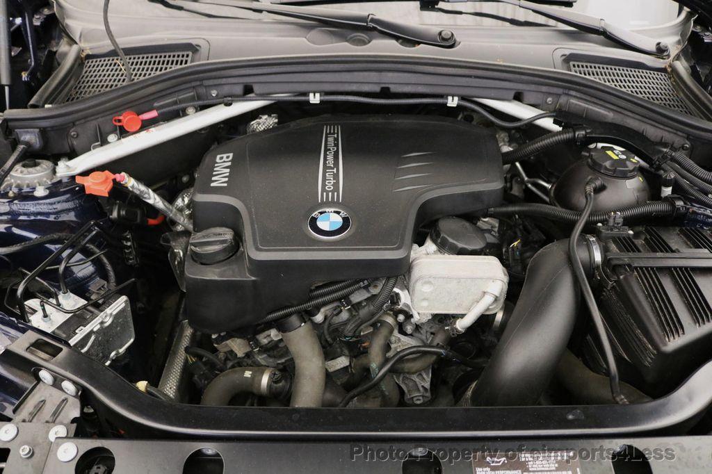 2016 BMW X3 CERTIFIED X3 xDRIVE28i AWD XENON HUD CAM NAVI - 17775873 - 20
