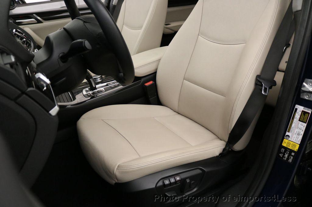 2016 BMW X3 CERTIFIED X3 xDRIVE28i AWD XENON HUD CAM NAVI - 17775873 - 23