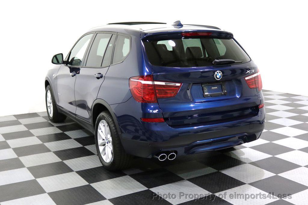 2016 BMW X3 CERTIFIED X3 xDRIVE28i AWD XENON HUD CAM NAVI - 17775873 - 2