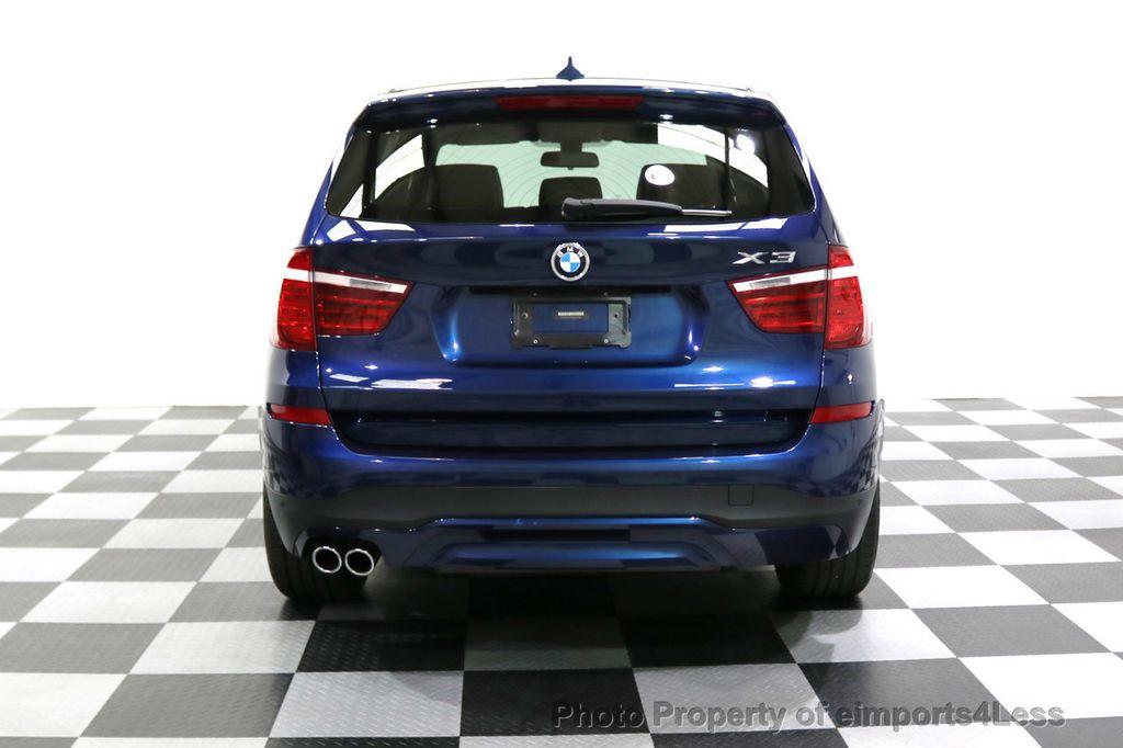 2016 BMW X3 CERTIFIED X3 xDRIVE28i AWD XENON HUD CAM NAVI - 17775873 - 31