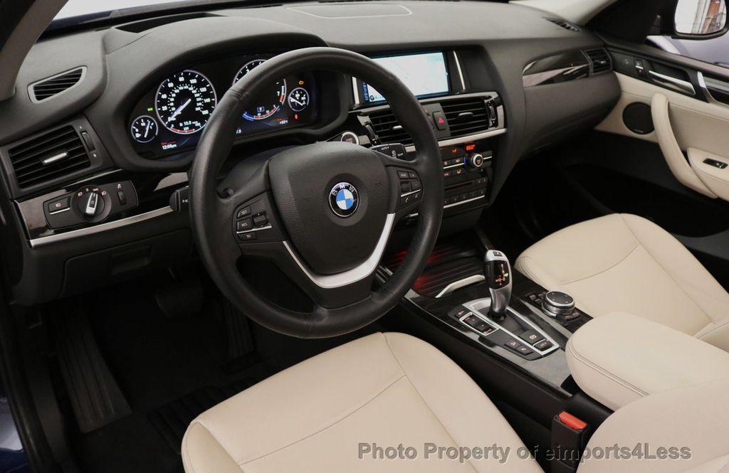 2016 BMW X3 CERTIFIED X3 xDRIVE28i AWD XENON HUD CAM NAVI - 17775873 - 33