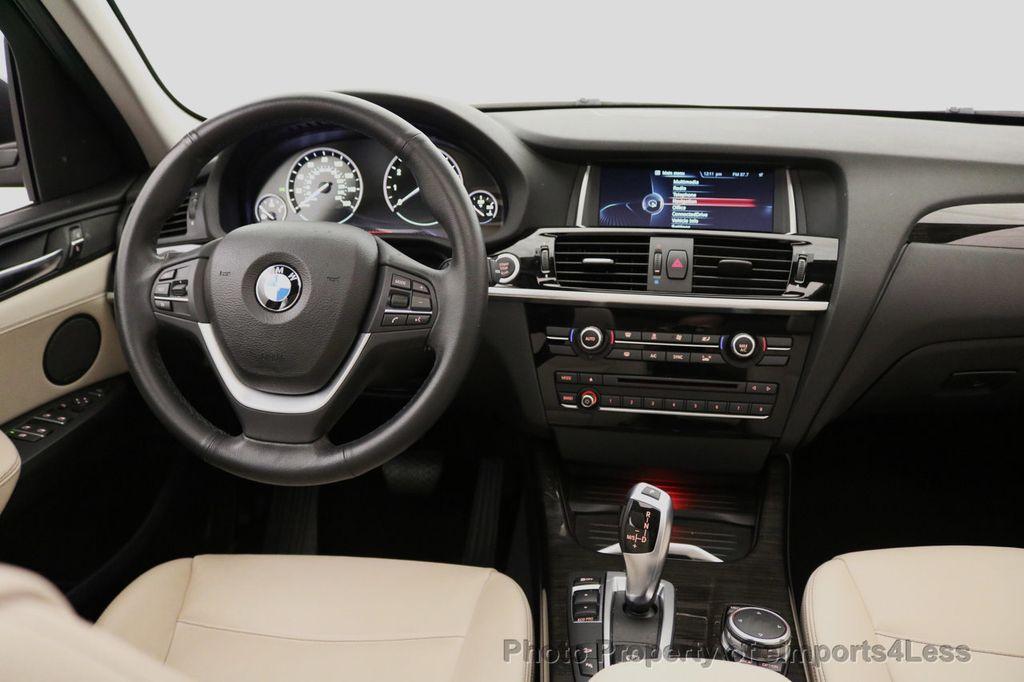 2016 BMW X3 CERTIFIED X3 xDRIVE28i AWD XENON HUD CAM NAVI - 17775873 - 34