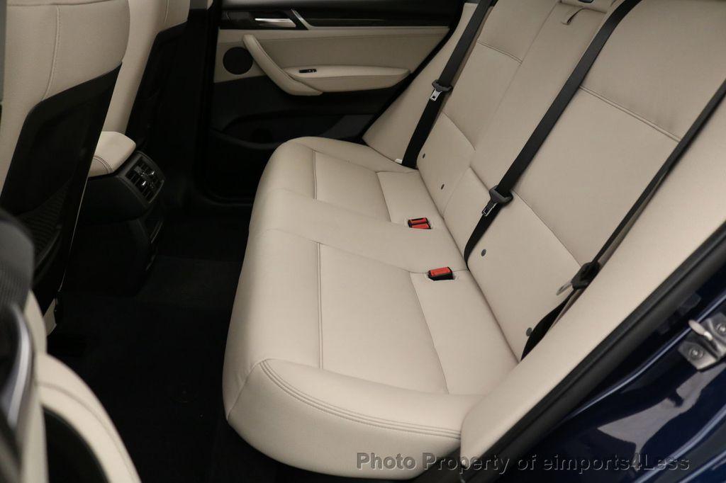 2016 BMW X3 CERTIFIED X3 xDRIVE28i AWD XENON HUD CAM NAVI - 17775873 - 36