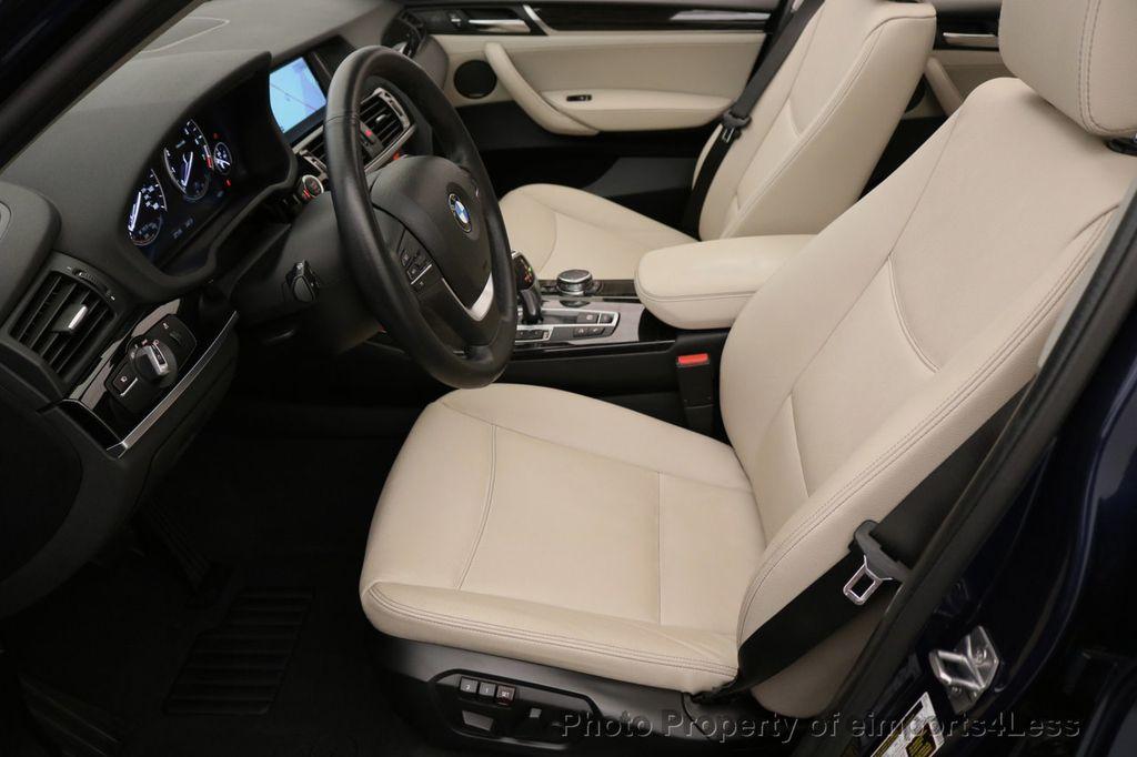 2016 BMW X3 CERTIFIED X3 xDRIVE28i AWD XENON HUD CAM NAVI - 17775873 - 38