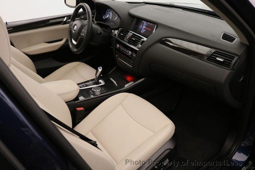 2016 BMW X3 CERTIFIED X3 xDRIVE28i AWD XENON HUD CAM NAVI - 17775873 - 49