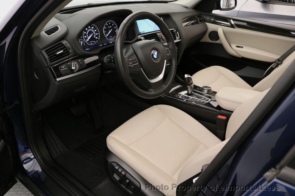 2016 BMW X3 CERTIFIED X3 xDRIVE28i AWD XENON HUD CAM NAVI - 17775873 - 5