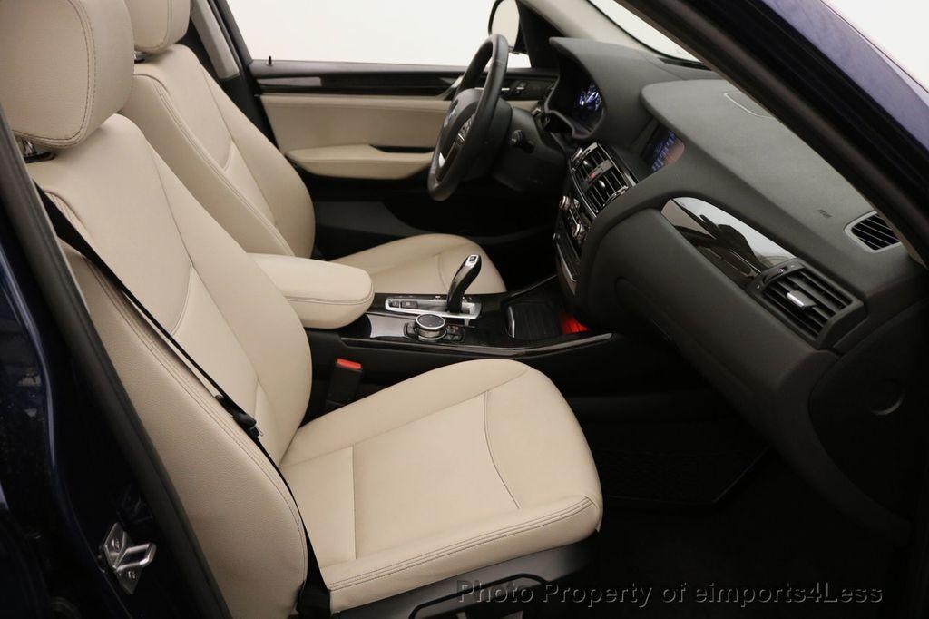2016 BMW X3 CERTIFIED X3 xDRIVE28i AWD XENON HUD CAM NAVI - 17775873 - 6