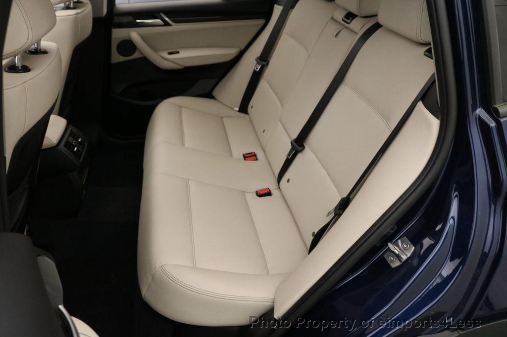 2016 BMW X3 CERTIFIED X3 xDRIVE28i AWD XENON HUD CAM NAVI - 17775873 - 7