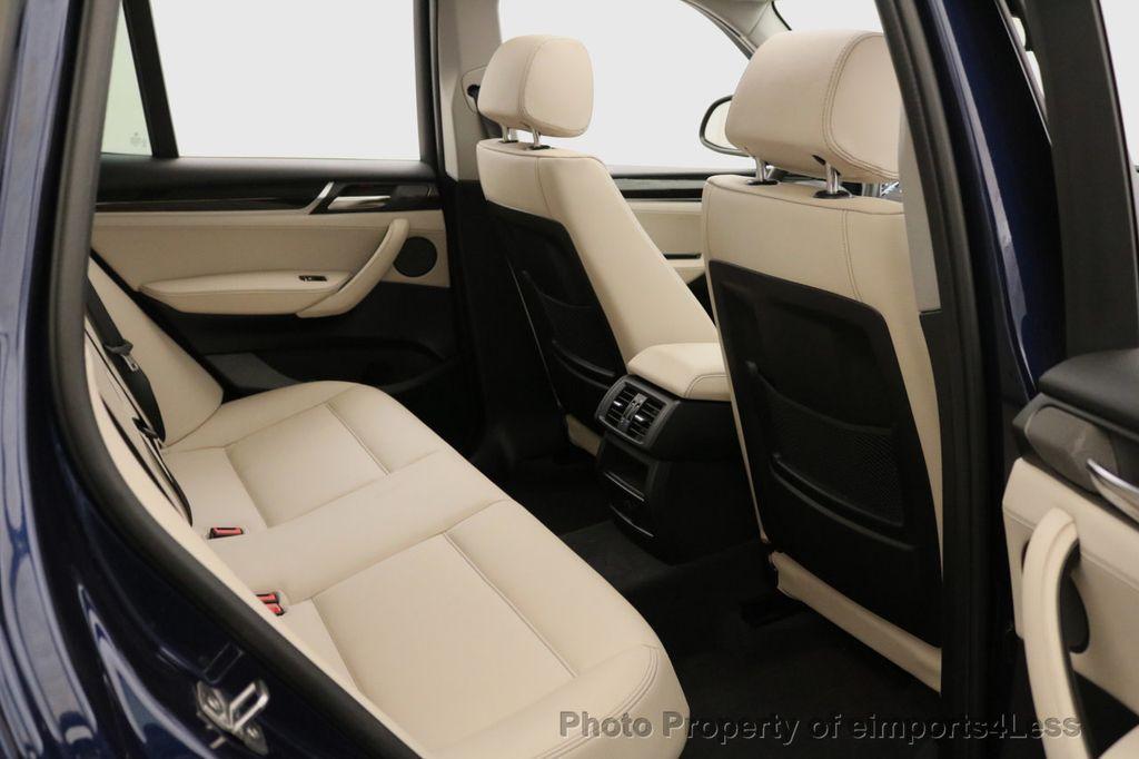 2016 BMW X3 CERTIFIED X3 xDRIVE28i AWD XENON HUD CAM NAVI - 17775873 - 8