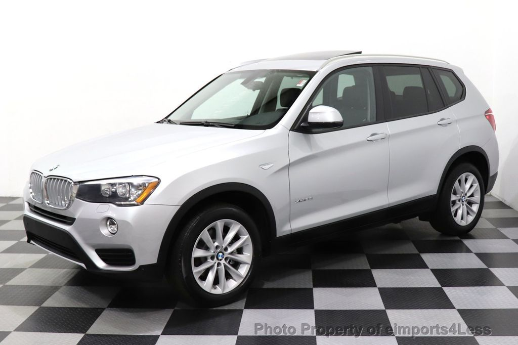 2016 BMW X3 CERTIFIED X3 xDrive28i PREMIUM AWD CAMERA NAVIGATION - 18499014 - 11