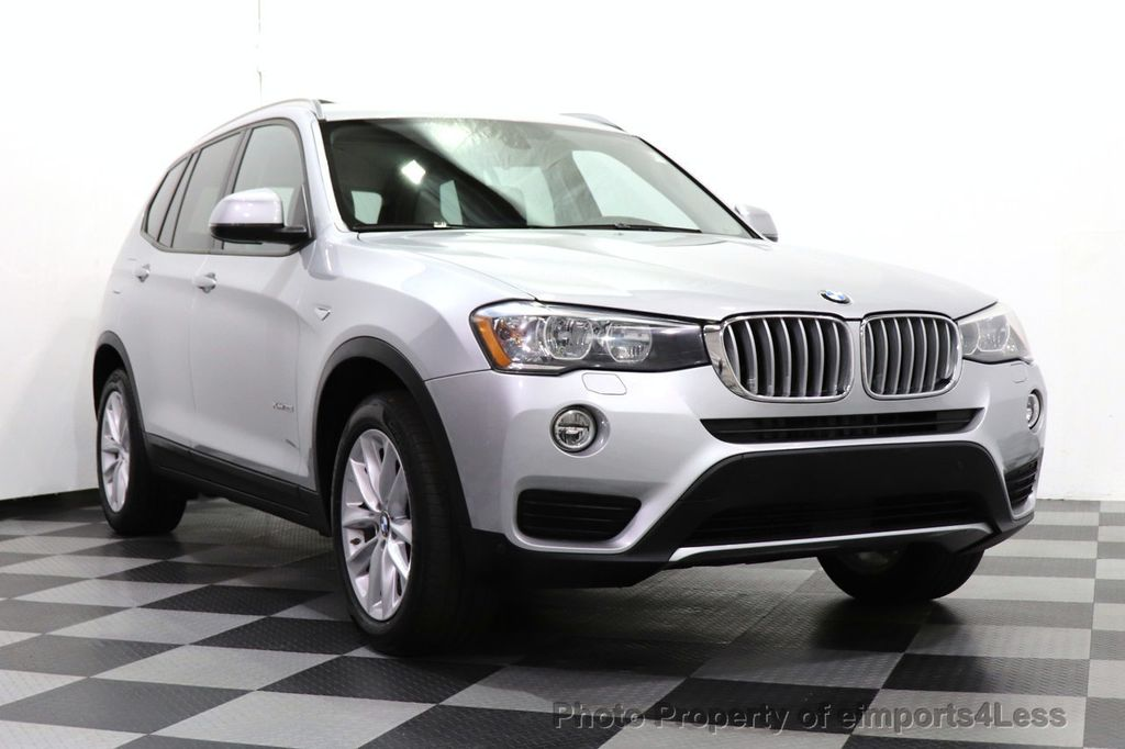 2016 BMW X3 CERTIFIED X3 xDrive28i PREMIUM AWD CAMERA NAVIGATION - 18499014 - 12