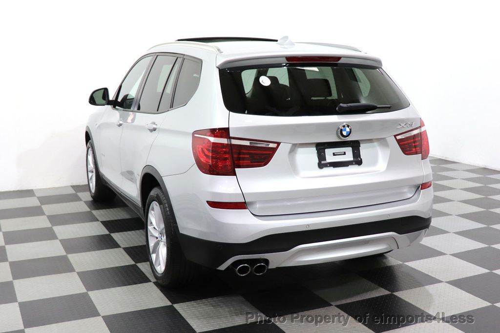 2016 BMW X3 CERTIFIED X3 xDrive28i PREMIUM AWD CAMERA NAVIGATION - 18499014 - 13
