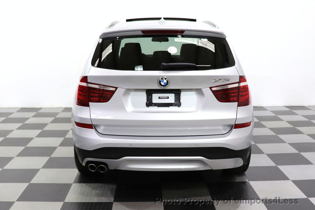 2016 BMW X3 CERTIFIED X3 xDrive28i PREMIUM AWD CAMERA NAVIGATION - 18499014 - 14