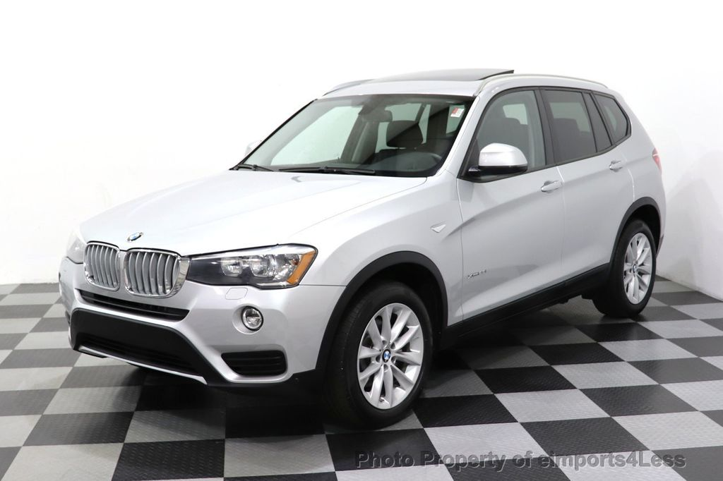 2016 BMW X3 CERTIFIED X3 xDrive28i PREMIUM AWD CAMERA NAVIGATION - 18499014 - 26