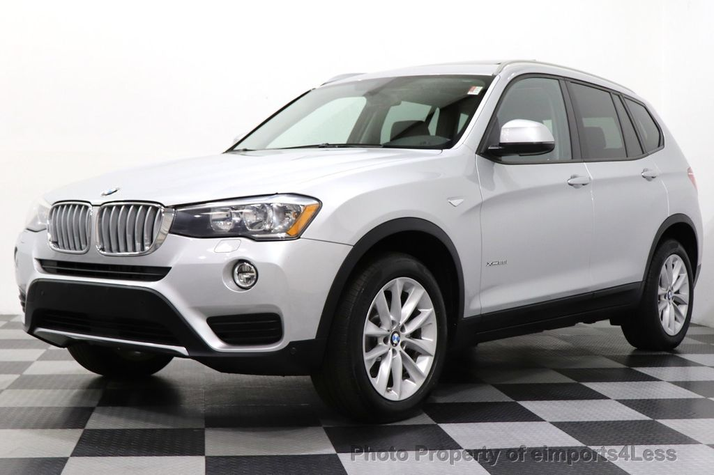 2016 BMW X3 CERTIFIED X3 xDrive28i PREMIUM AWD CAMERA NAVIGATION - 18499014 - 36
