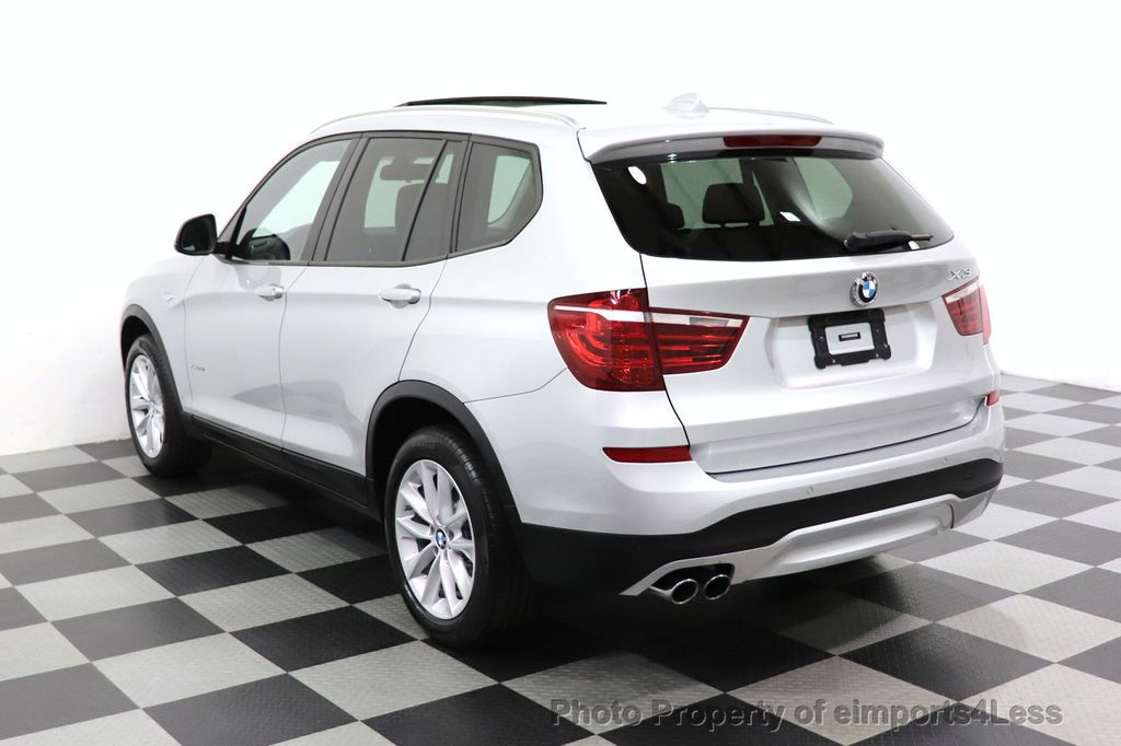 2016 BMW X3 CERTIFIED X3 xDrive28i PREMIUM AWD CAMERA NAVIGATION - 18499014 - 3
