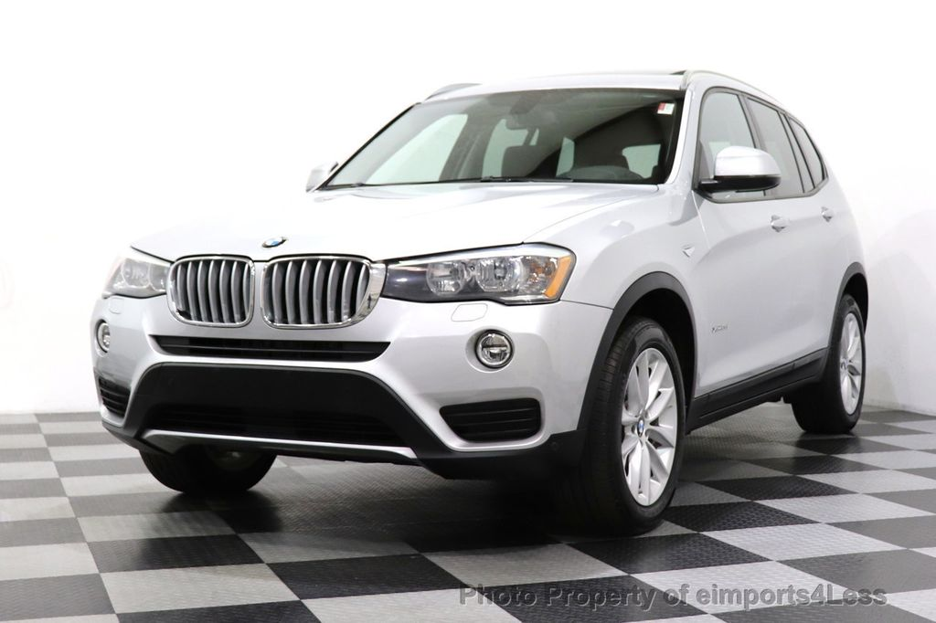2016 BMW X3 CERTIFIED X3 xDrive28i PREMIUM AWD CAMERA NAVIGATION - 18499014 - 44