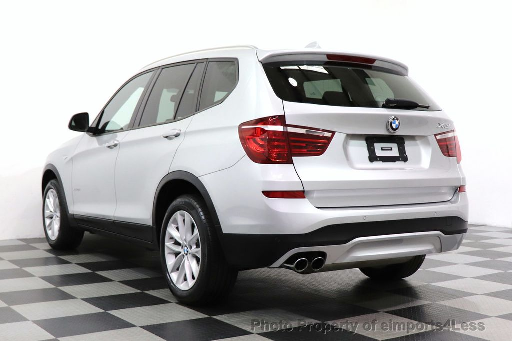 2016 BMW X3 CERTIFIED X3 xDrive28i PREMIUM AWD CAMERA NAVIGATION - 18499014 - 45