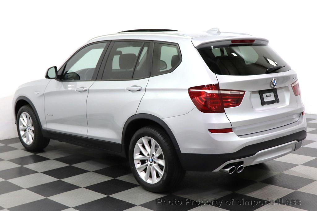 2016 BMW X3 CERTIFIED X3 xDrive28i PREMIUM AWD DRIVING ASSISTANCE PLUS - 18518151 - 25