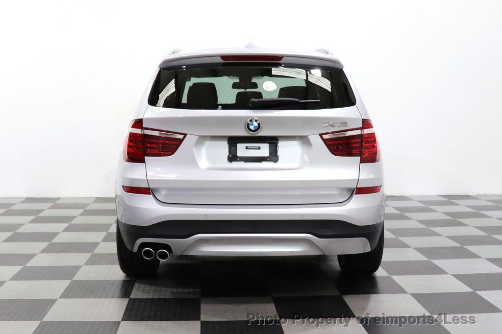 2016 BMW X3 CERTIFIED X3 xDrive28i PREMIUM AWD DRIVING ASSISTANCE PLUS - 18518151 - 26